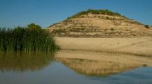 Desert-des-Bardenas-Reales-Espagne-photo-paysage-oasis