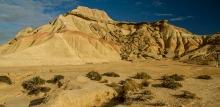 Desert-des-Bardenas-Reales-Espagne-photo-paysage-relief