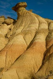Desert-des-Bardenas-cheminée-de-fée