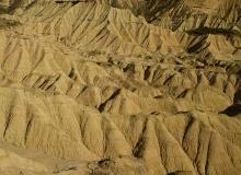desert-bardenas-en-espagne-relief-raviné-photo-paysage