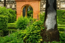 photo-architecture-Alcazar-del-rey-Séville-Andalousie