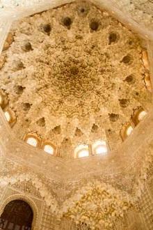 photo-architecture-Alhambra-Grenade-Andalousie-Espagne