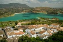 photo-paysage-village-blanc-Zahara-de-la-sierra-Andalousie